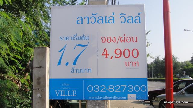 La Vallee Ville - October 2012 - newpattaya.com