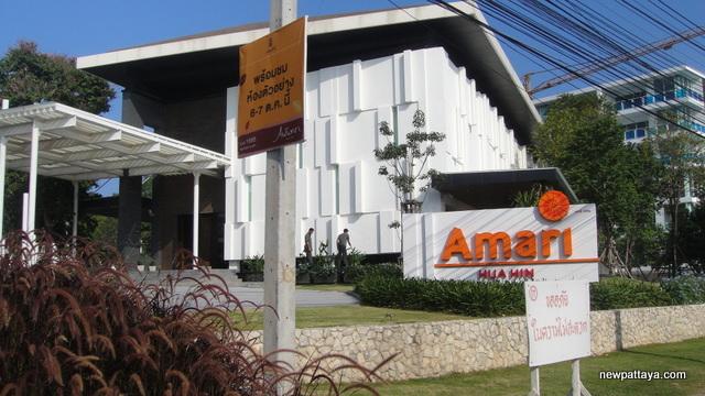 Amari Hua Hin - October 2012 - newpattaya.com