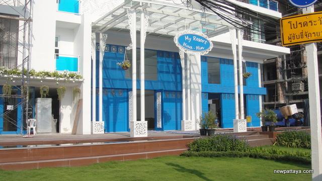 My Resort Hua Hin - October 2012 - newpattaya.com