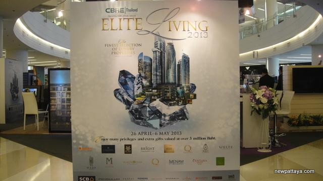 CBRE Thailand Elite Living