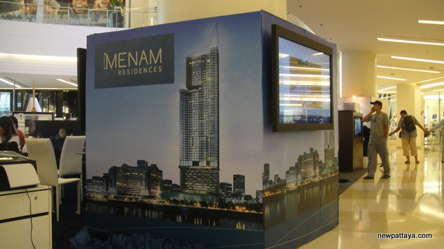 Menam Residences - 28 April 2013 - newpattaya.com