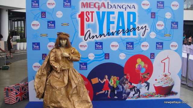 Mega Bangna first year anniversary - 5 May 2013 - newpattaya.com