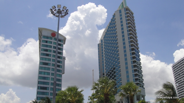 Amari Orchid Pattaya and Holiday Inn - 10 May 2013 - newpattaya.com