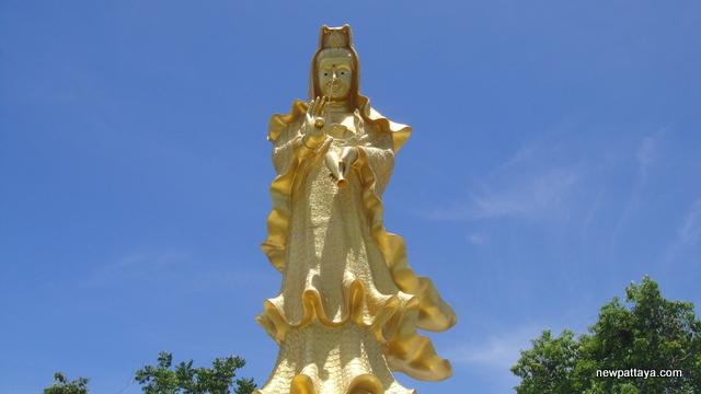 Guan Yin or Guan Im - The Goddess of Mercy - 15 May 2013 - newpattaya.com