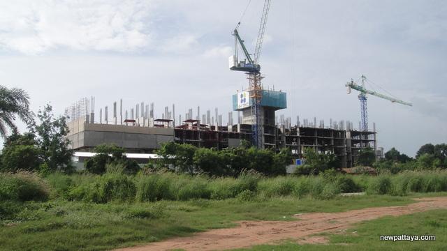 Supalai Mare @ Pattaya - 4 November 2014 - newpattaya.com