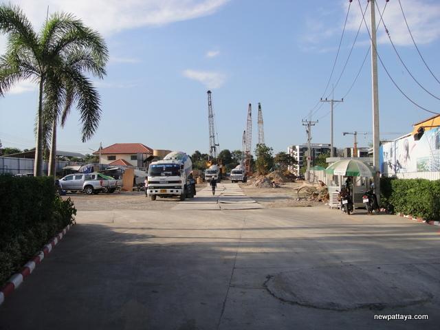 Supalai Mare @ Pattaya - 31 March 2014 - newpattaya.com