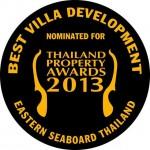 Huay Yai Villas nominated for Best Villa Development