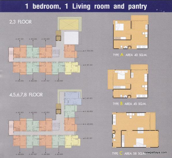 @Zense Condominium Pattaya