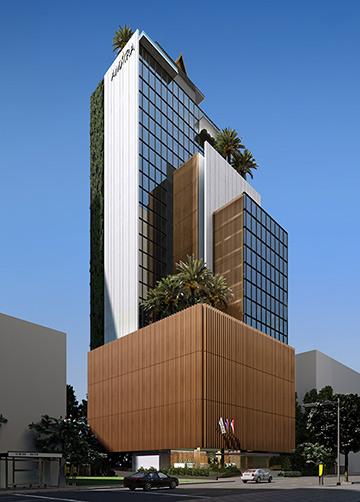 Amara Bangkok | Development | Promoting the new Pattaya