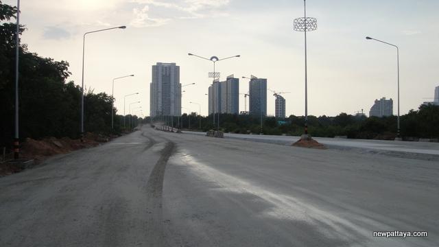 Jomtien Second Road - 13 November 2013 - newpattaya.com