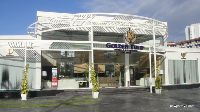 Showroom for Golden Tulip Hotel & Residence Pattaya  - 17 June 2013 - newpattaya.com