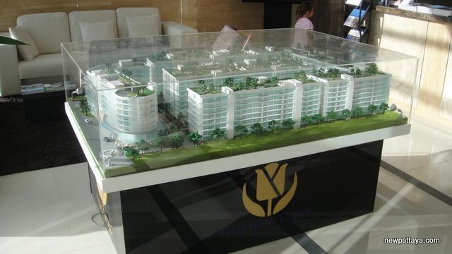 Showroom for Golden Tulip Hotel & Residence Pattaya  - 17 June 2013 - newpattaya.com
