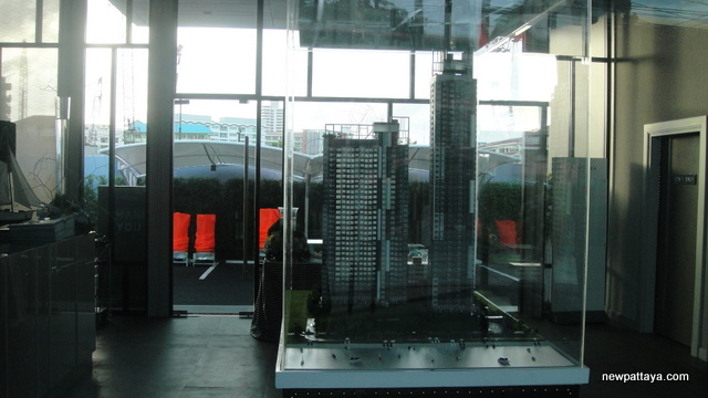Centric Sea Pattaya Sales Office - 20 June 2013 - newpattaya.com