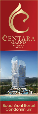 Centara Grand Residence Pattaya