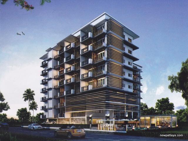 Zense Condominium Pattaya