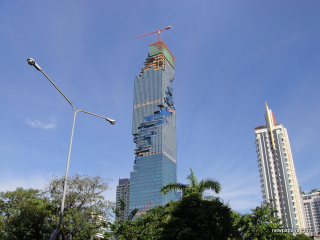 MahaNakhon The Ritz-Carlton Residences