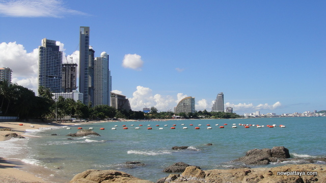 Wong Amat Beach - 28 June 2013 - newpattaya.com