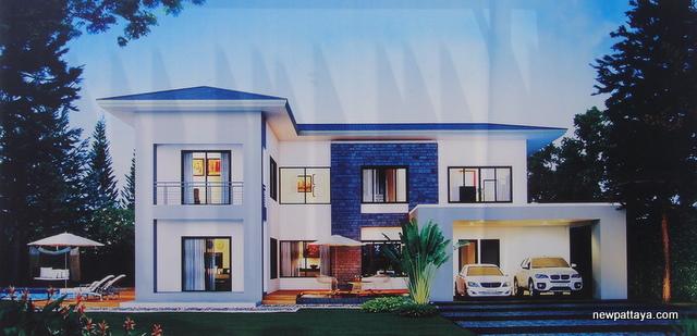 New Big Size Villas Pattaya - 3 July 2013 - newpattaya.com