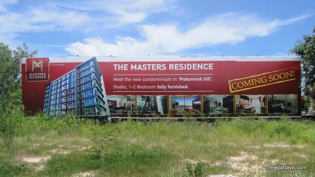 Masters Residence Pattaya - 5 July 2013 - newpattaya.com