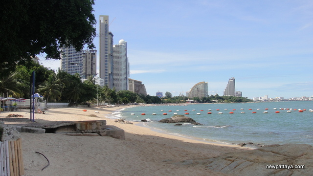 Wong Amat Beach - 13 July 2013 - newpattaya.com