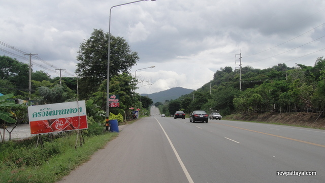 Tanarat Road Khao Yai - 26 July 2013 - newpattaya.com