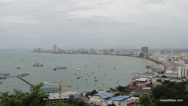 Pattaya view point - 27 July 2013 - newpattaya.com