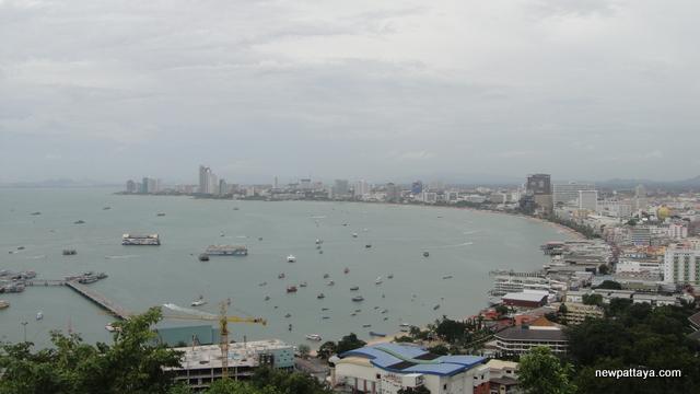 Pattaya view point - 27 July 2013 - newpattaya.com