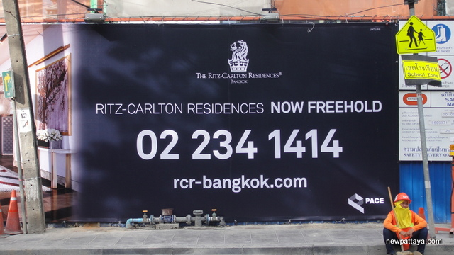 MahaNakhon The Ritz-Carlton Residences - 28 May 2014 - newpattaya.com