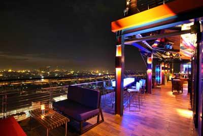 Siam@Siam The Roof Champange & Wine Bar