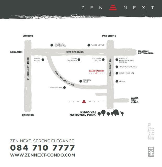 Zen Next Khao Yai