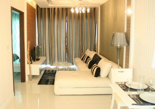 Club Quarters Condominium Bang Saray