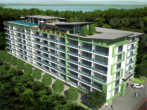 Club Quarters Condominium Bang Saray