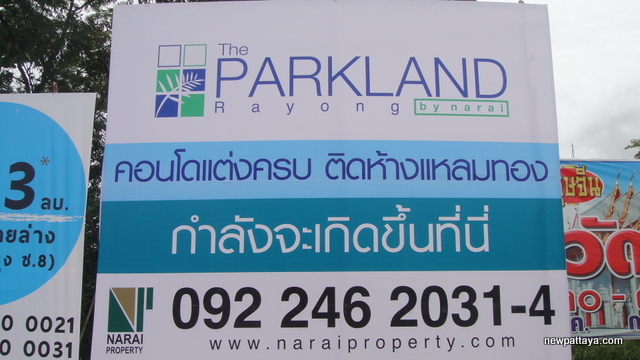 The Parkland Rayong - 3 August 2013 - newpattaya.com