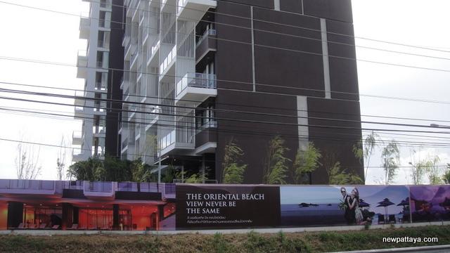The Oriental Beach Condominium - 11 August 2013 - newpattaya.com