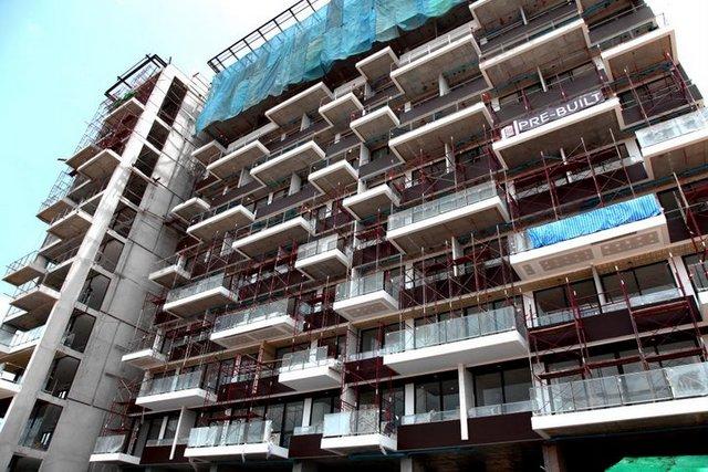 The Oriental Beach Condominium - 24 August 2011