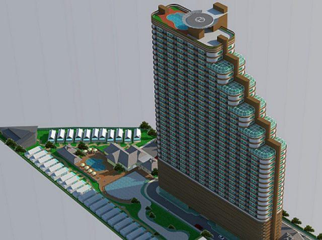 Buritara City Resort Condo Jomtien