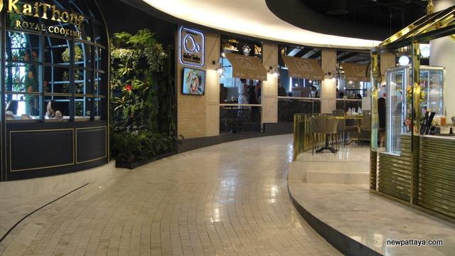 EmQuartier Shopping Mall and Bhiraj Tower - 26 May 2015