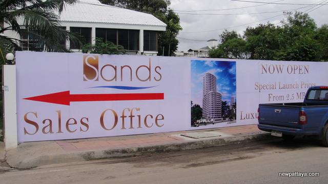 Sands Condominium Pratumnak - 8 October 2013 - newpattaya.com