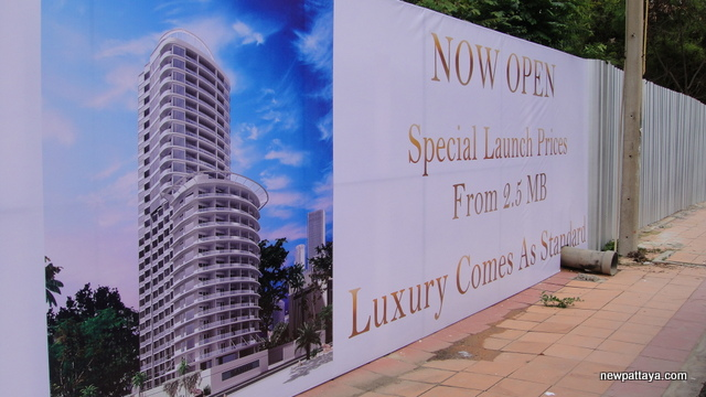 Sands Condominium Pratumnak - 8 October 2013 - newpattaya.com