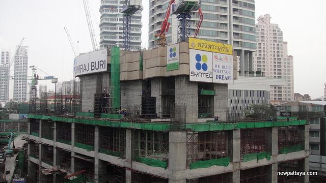 EmQuartier Shopping Mall and Bhiraj Tower - 27 January 2013 - newpattaya.com