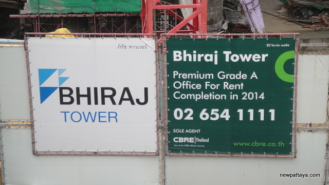EmQuartier Shopping Mall and Bhiraj Tower - 5 June 2013 - newpattaya.com
