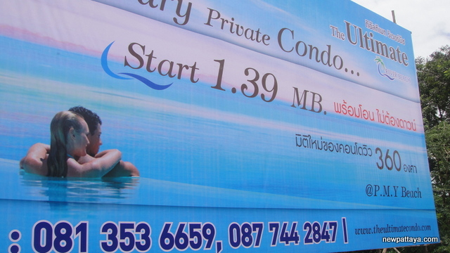 The Ultimate Condo - 3 August 2013 - newpattaya.com