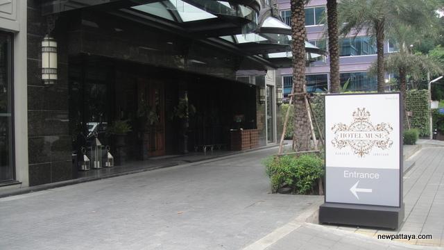 Hotel Muse Bangkok - 26 August 2013 - newpattaya.com