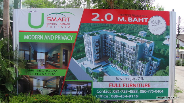 U Smart Condo Pratumnak - 25 September 2013 - newpattaya.com