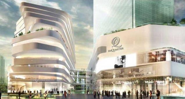 Emquartier Shopping Mall