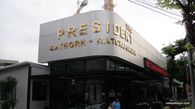 President Sathorn Ratchapreuk - 3 October 2013 - newpattaya.com