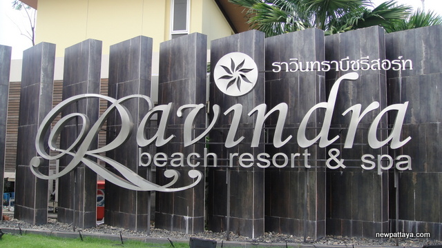 Ravindra Beach Resort & Spa - 10 October 2013 - newpattaya.com