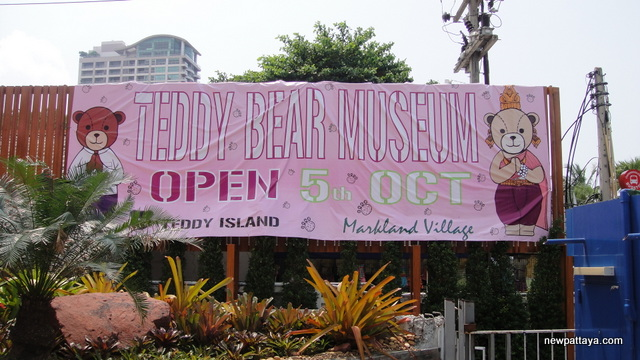 Teddy Island – Teddy Bear Museum Pattaya - 11 October 2013 - newpattaya.com