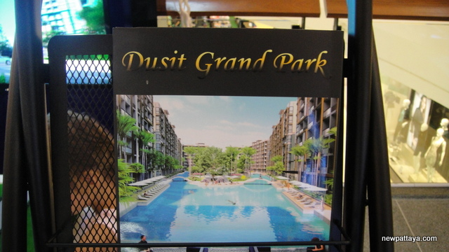 Dusit Grand Park Pattaya - 24 October 2013 - newpattaya.com