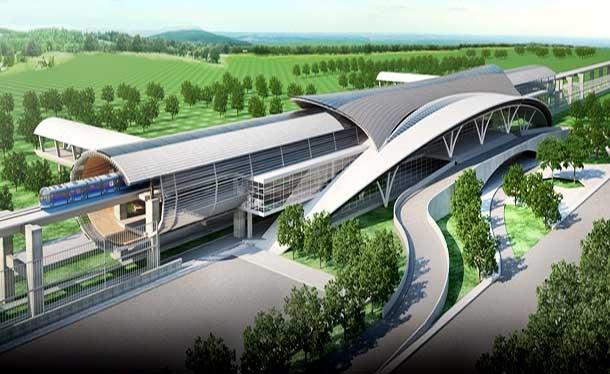 Bangkok Pattaya High Speed Railway